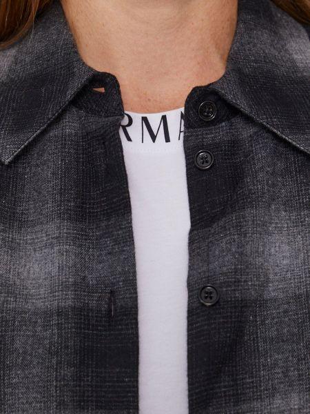 Хлопковая рубашка Drykorn