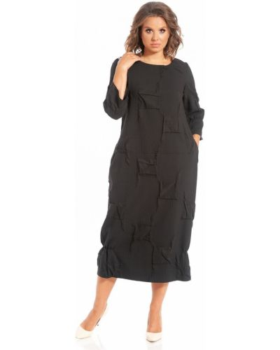 Свободное повседневное платье свободного кроя Merlis