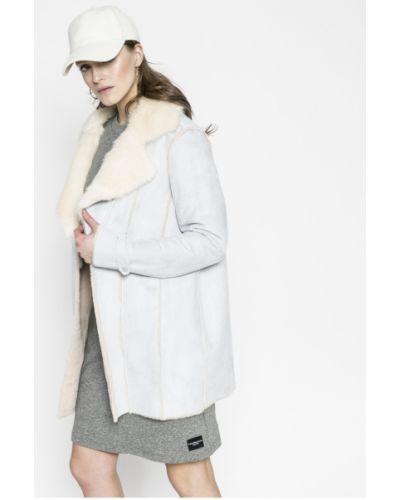 Кожаная куртка классическая утепленная Missguided