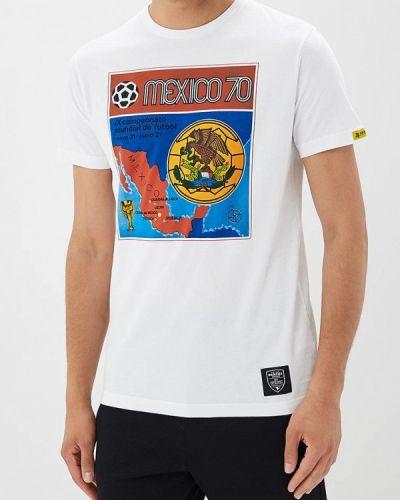 Белая футболка 2018 Fifa World Cup Russia™