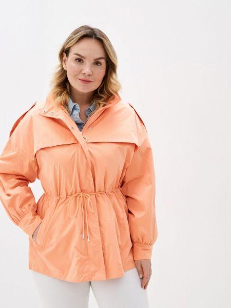 Коралловая облегченная куртка Baon