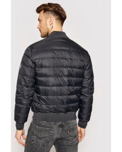 Czarna kurtka jeansowa Tommy Jeans