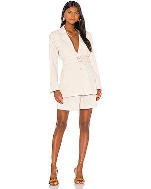 Платье с поясом на пуговицах платье-пиджак Elliatt