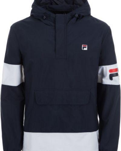 Спортивная куртка с капюшоном на молнии Fila