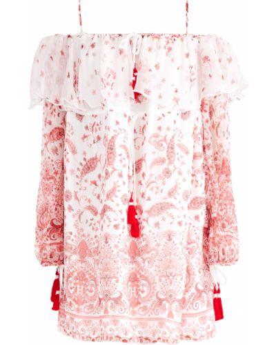 Платье в стиле бохо с кисточками Ermanno Ermanno Scervino