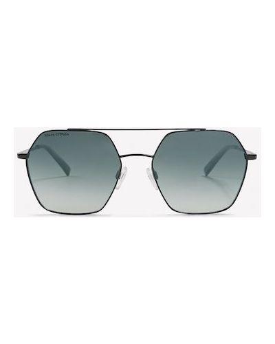 Czarne okulary eleganckie Marc O Polo