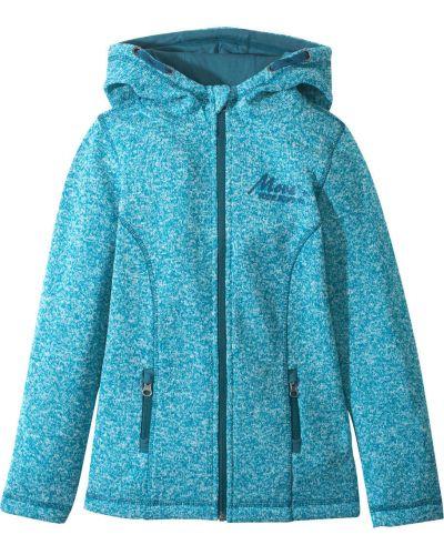 Куртка с аппликациями на молнии Bonprix