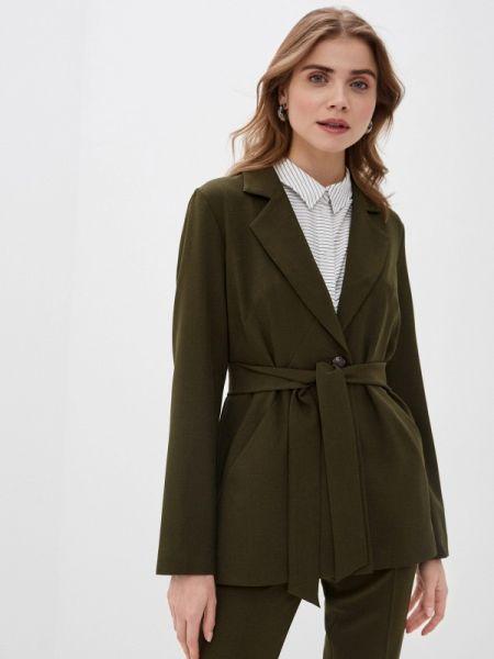 Пиджак - зеленый Dlys