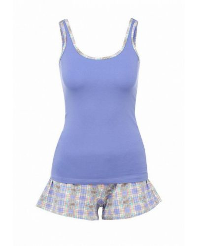 Фиолетовая пижама Alla Buone
