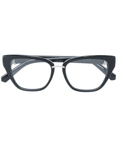 Солнцезащитные очки кошачий глаз со стразами Swarovski Eyewear