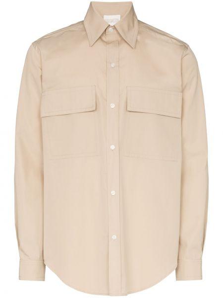 Рубашка с воротником оверсайз Lou Dalton