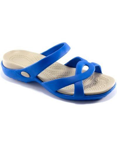 Шлепанцы - синие Realpaks