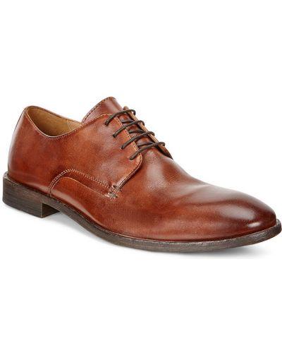 Туфли на шнурках легкие Ecco