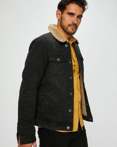 Джинсовая куртка утепленная укороченная Blend