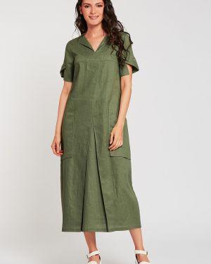 Летнее платье в стиле бохо платье-сарафан D`imma Fashion Studio