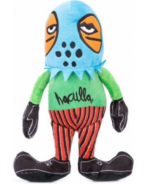 Hokej maska na ciała khaki Haculla