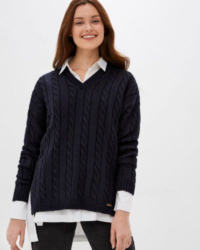 Синий пуловер Auden Cavill