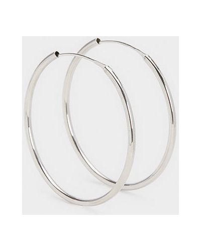 Серебряные серебряные серьги Parfois