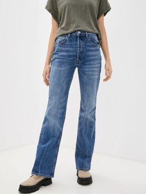 Прямые джинсы - голубые Free People