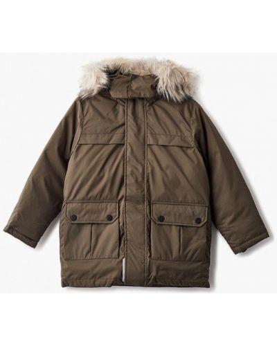 Куртка зеленый хаки Sela