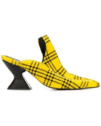 Мюли желтый Marques'almeida