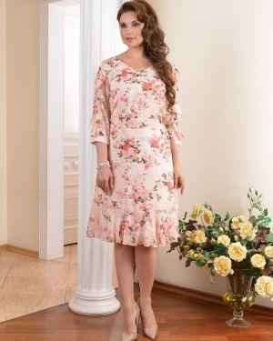 Шифоновое платье Salvi-s