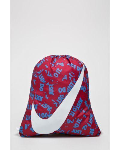 Рюкзак красный Nike Kids