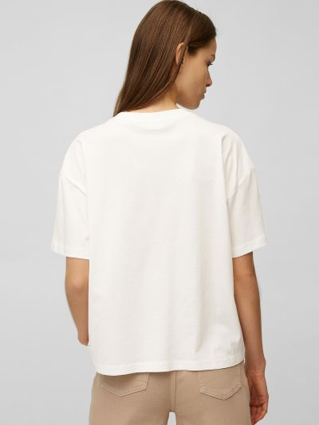 Белая футболка Marc O'polo Denim