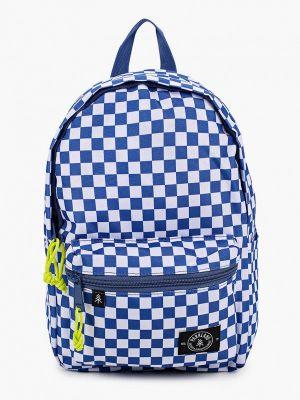 Синий текстильный рюкзак Parkland