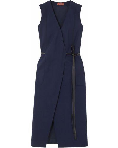 Шерстяное платье миди Altuzarra