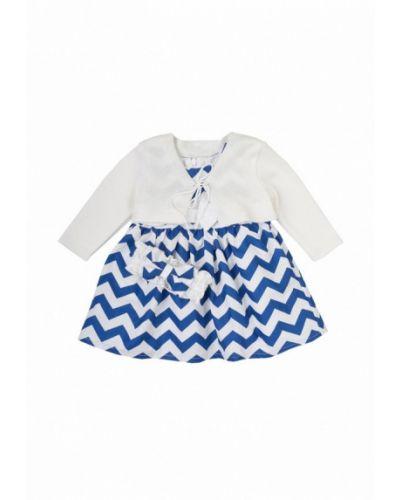 Платье осеннее фламинго текстиль