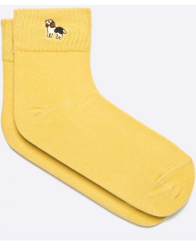Носки желтый Fulloff