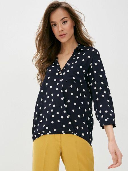 Синяя блузка с длинным рукавом Ovs