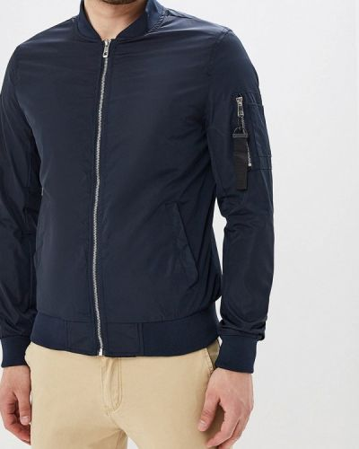 Куртка синяя Jackets Industry