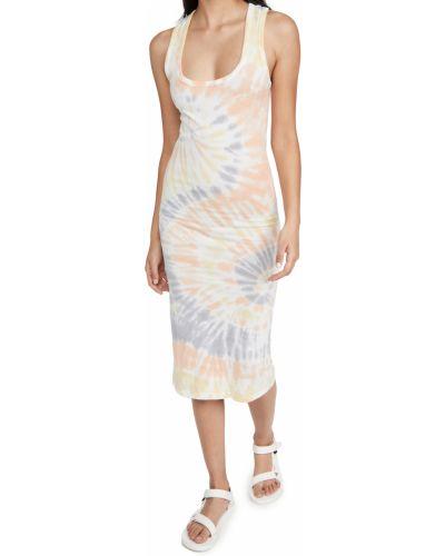 Платье с декольте Young Fabulous & Broke