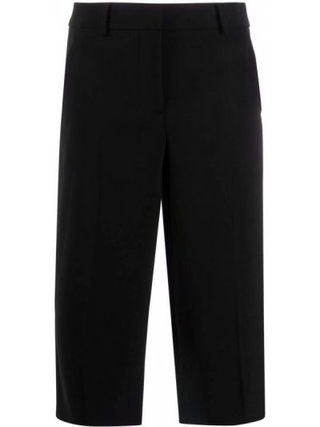 Черные шорты с карманами Boutique Moschino