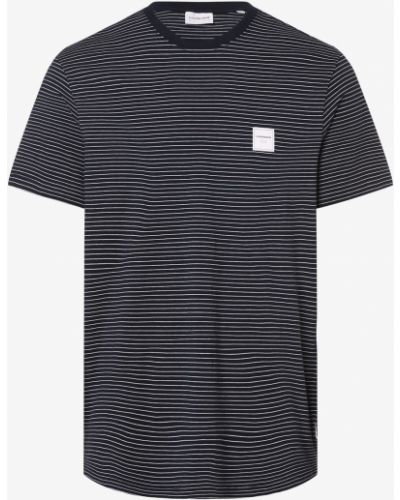 Niebieska t-shirt Lindbergh