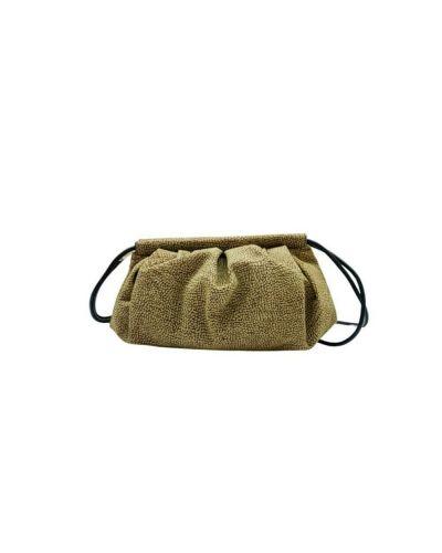 Zielona torebka Borbonese