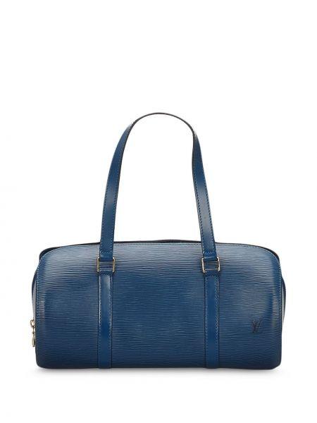 Кожаная сумка сумка-тоут с ручками Louis Vuitton