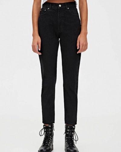 Черные джинсы Pull&bear