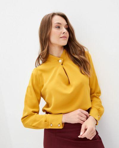 Желтая блузка Bezko