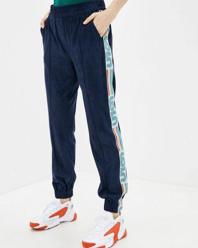Спортивные брюки синие United Colors Of Benetton