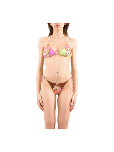 Różowy bikini F**k