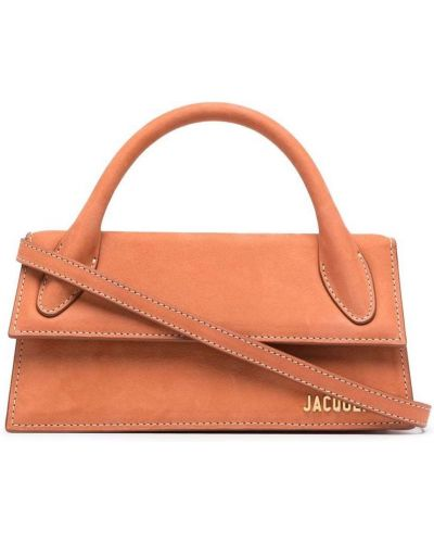 Сумка на плечо - оранжевая Jacquemus