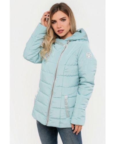 Утепленная куртка - бирюзовая Modniy Oazis