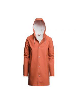 Płaszcz przeciwdeszczowy - pomarańczowy Stutterheim