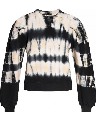 Czarna bluza dresowa Ulla Johnson