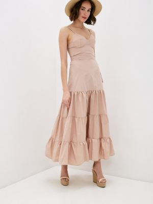 Платье платье-сарафан розовое Miss Miss By Valentina