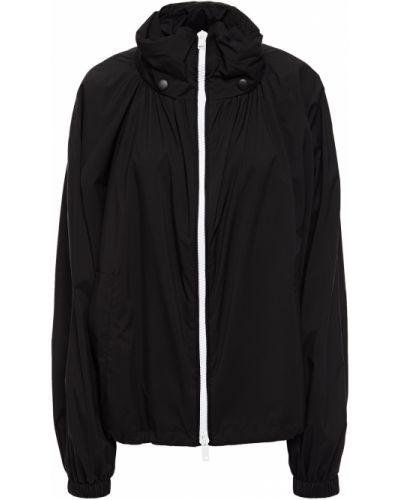 Czarna kurtka z kapturem Givenchy