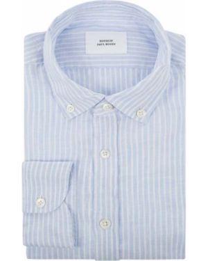 Koszula z długim rękawem w paski z paskami House Of Paul Rosen